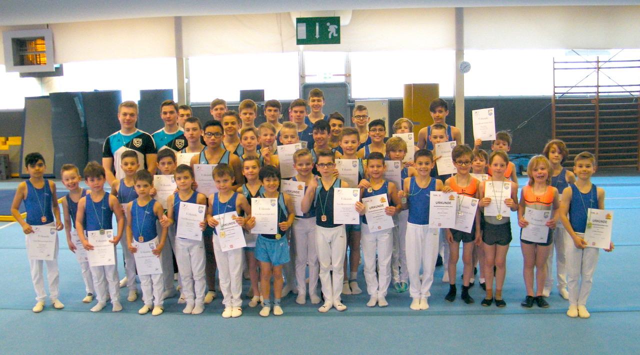 Turngau-Einzelmeisterschaften